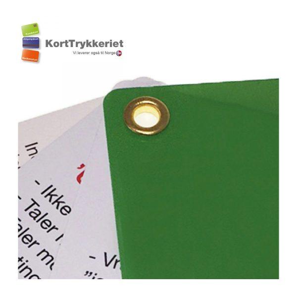 Sammen-nittede plastkort_Korttrykkeriet.dk